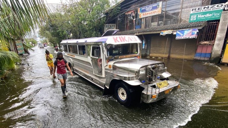 Macabebe. (Filipinas) EFE/EPA/FRANCIS R. MALASIG
