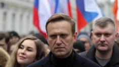EE.UU. impone sanciones contra Rusia por el envenenamiento del líder opositor Navalni