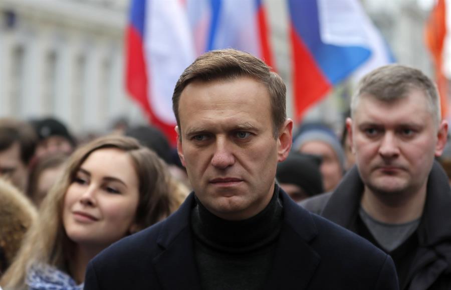 """Google pide a equipo de Navalni que borre de su sistema el """"Voto Inteligente"""""""
