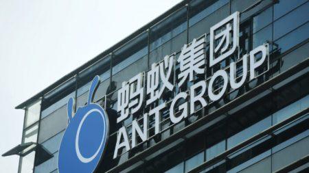 Caída de la IPO del Grupo Ant deja a inversores extranjeros en la oscuridad