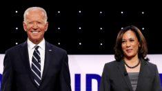 Biden bromea diciendo que es el compañero de fórmula de Kamala Harris
