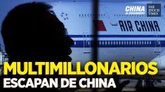 China al Descubierto: 500 multimillonarios huyen de China; Vacuna china deja discapacitada a niña