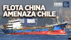 China al Descubierto: Flota china se acerca a Chile; 150 grupos de DD.HH. contra el PCCh