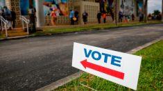 Florida registró alta participación en su primer día de votación anticipada