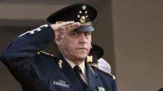 Retiran todos los cargos presentados contra el exsecretario Cienfuegos en EE.UU.