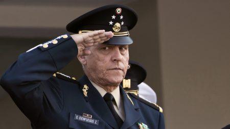 Aplazan audiencia de exsecretario de Defensa mexicano acusado de narcotráfico