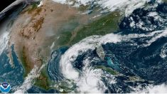 Delta, peligroso huracán de categoría 4, avanza hacia Yucatán