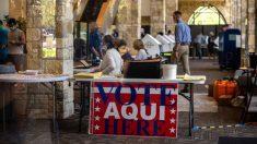 Texas supera el número de votos de 2016 a 4 días de las elecciones en EE.UU.