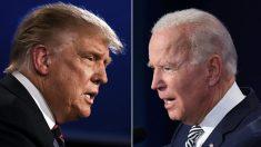 La campaña de Trump pide a la Comisión de Debates que incluya a la política exterior como tema