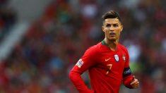 Cristiano Ronaldo vuelve a dar positivo por covid-19 y no estará contra Barcelona