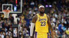 China reanuda la transmisión de los partidos de la NBA