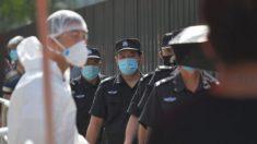 Con la excusa de combatir la pandemia, China refuerza el estado de vigilancia