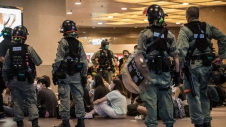 EE. UU. podría sancionar a bancos que negocien con funcionarios que socavan la autonomía de Hong Kong