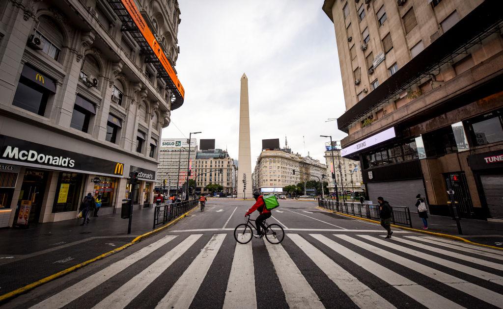 Argentina alcanza el millón de infecciones de COVID-19 mientras sus vínculos con el PCCh se fortalecen