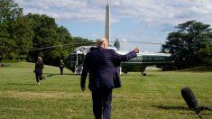 Trump ordena desclasificar registros de espía que fueron retenidos por largo tiempo
