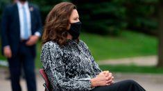 Sospechoso del complot para secuestrar a la gobernadora de Michigan fue indultado en Delaware el año pasado