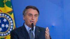 Bolsonaro sigue evolucionando y podría recibir el alta en los próximos días