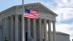 Senadores republicanos proponen una enmienda constitucional para evitar ampliar la Corte Suprema
