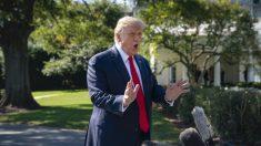Trump acusa a los demócratas de prejuicios anticatólicos
