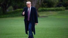 """El gobernador de Florida apuesta a que Trump """"pronto"""" estará en el estado"""
