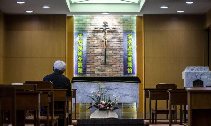 La represión del régimen chino contra la libertad religiosa es peor desde la Revolución Cultural: panel