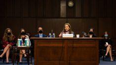 Pleno del Senado continuará proceso para confirmar a Barrett hasta el fin de semana
