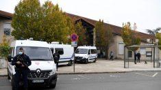 Detienen a un hombre armado con cuchillo cerca de un colegio judío francés
