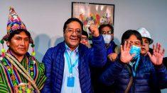 El recuento final confirma a Luis Arce como ganador de las elecciones en Bolivia