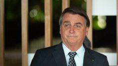El presidente de Brasil reitera su apoyo a Trump y espera que sea reelegido