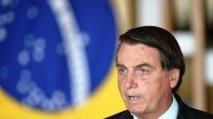 Bolsonaro da su respaldo a la reelección de Trump