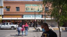 Juez ordena cerrar negocios no esenciales en El Paso por aumento de casos de covid-19