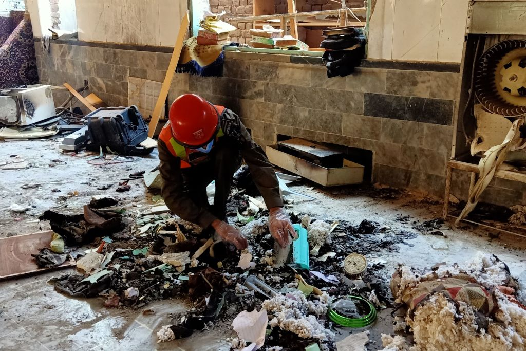 Al menos ocho muertos y 110 heridos en un atentado en un seminario de Pakistán