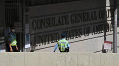 Arrestan a 7 activistas independentistas de Hong Kong: 5 intentaban pedir asilo en consulado de EE.UU.