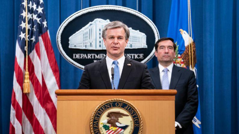 EE. UU. acusa a 8 personas de presunto complot de Beijing para obligar a ciudadanos a regresar a China