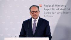 El ministro de Asuntos Exteriores de Austria da positivo por COVID-19
