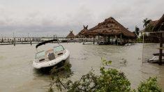 Huracán Delta amenaza a Louisiana mientras cruza el Golfo de México