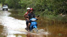 Delta recobra fuerzas sobre el Golfo de México camino de Louisiana