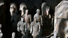 ¿Por qué el régimen chino ha hecho énfasis recientemente en el estudio de la arqueología?