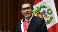 Presentan nueva moción para destituir al presidente de Perú