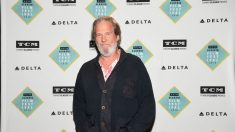 El actor Jeff Bridges anuncia que ha sido diagnosticado con un linfoma