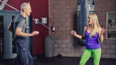 Salud y bienestar para los adultos mayores