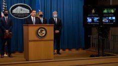 """2 """"Beatles"""" del ISIS son acusados por cargos relacionados con decapitaciones de rehenes de EE.UU: DOJ"""