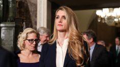 La senadora Kelly Loeffler dio negativo para COVID-19 luego que 2 de sus empleados dieran positivo