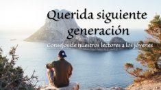 """Querida siguiente generación: """"Mi maravillosa patria cayó presa del venenoso socialismo"""""""