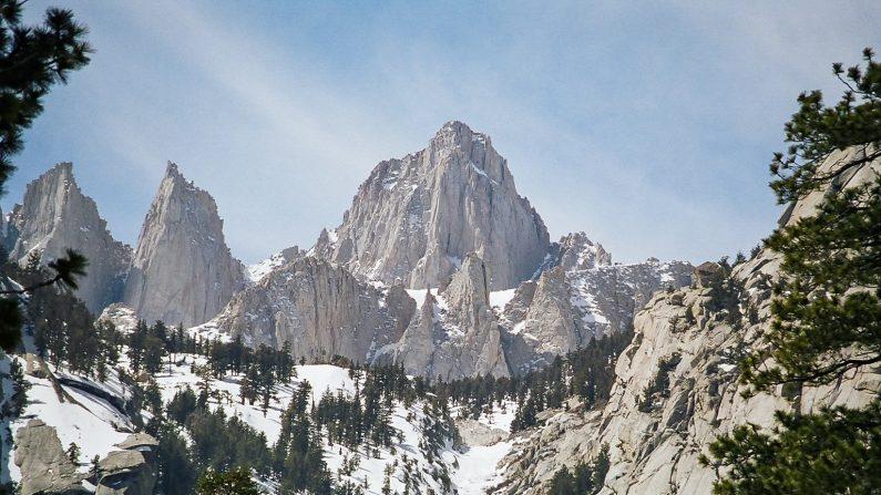 Monte Whitney. (Zeimusu., (CC BY 1.0))