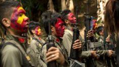 Guerrilleros comunistas filipinos apuntan sus armas a las empresas chinas