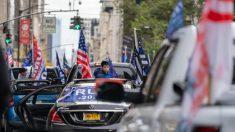 """Opositores atacan caravana de """"Judíos por Trump"""" en Nueva York"""