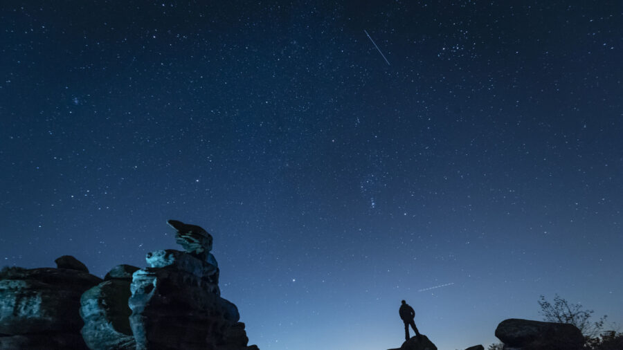 La lluvia de meteoritos Oriónidas alcanzará su máximo esplendor esta semana