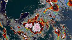Tormenta tropical Zeta podría llegar a la costa del Golfo de EE.UU. a mitad de semana