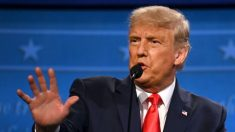 """Trump insta a votantes a cambiar de boleta luego de que """"Cambiar mi voto"""" es tendencia en Google"""